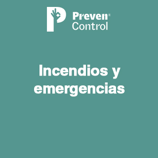 Incendios y emergencias